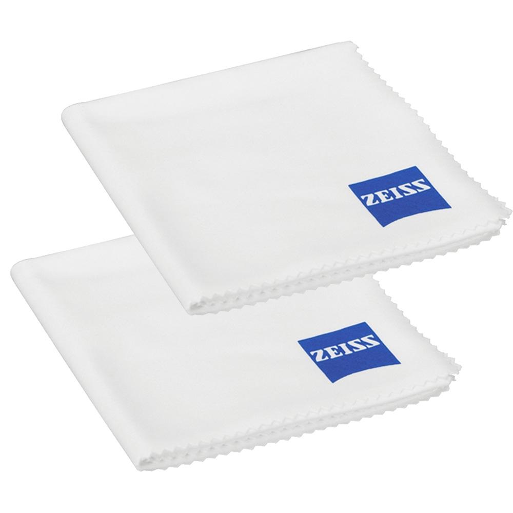 蔡司 Zeiss Microfiber Cloth 超細纖維布 2入