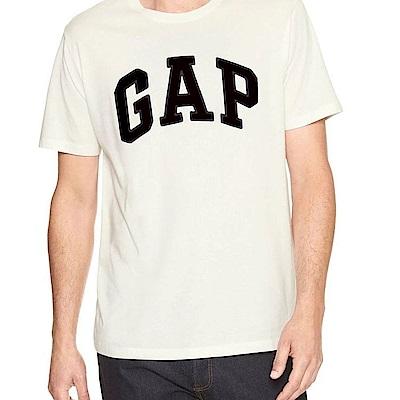 GAP 男生 短袖 T恤 白 0865