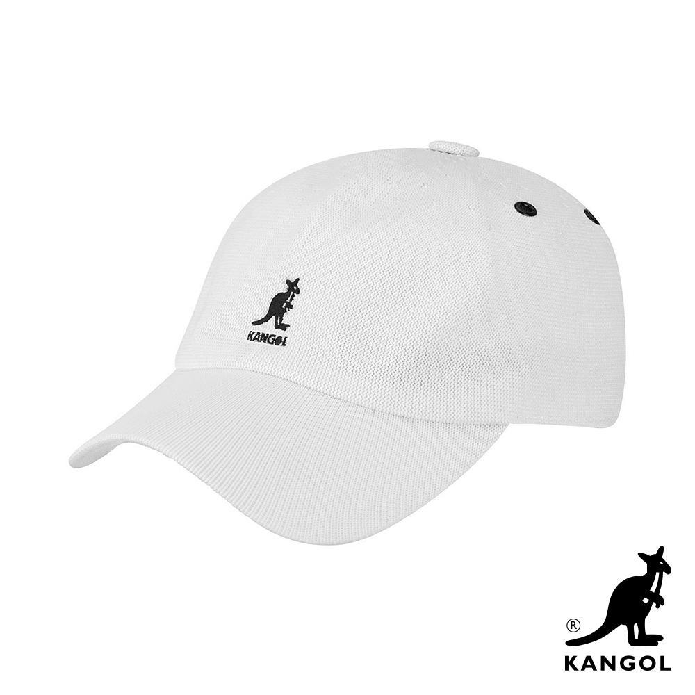 KANGOL -TROPIC ADJ 棒球帽-白色