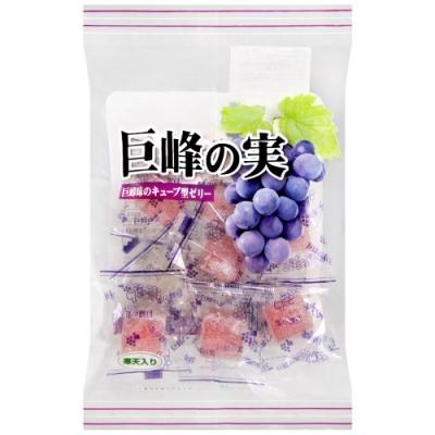 丸一製果 巨峰葡萄風味軟糖(110g)