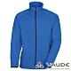 【德國VAUDE】男款吸溼排汗細刷毛彈性保暖外套VA-05335藍 product thumbnail 1