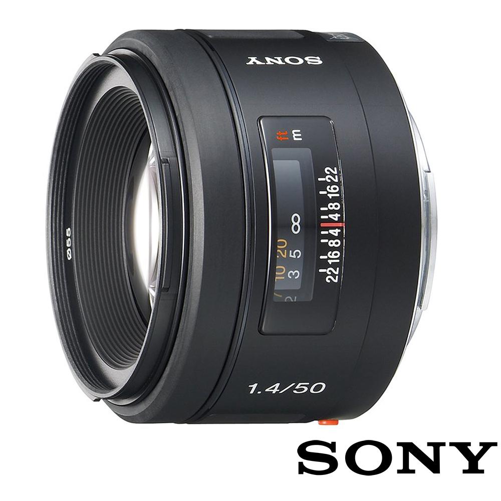 SONY 50mm F1.4 SAL5014 公司貨