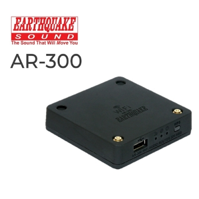 Earthquake Sound AR-300 數位流播放器
