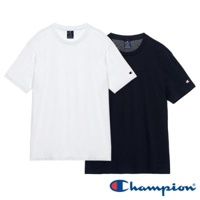 時時樂~Champion EU Legacy短T兩件組 (灰/黑)(白/深藍)