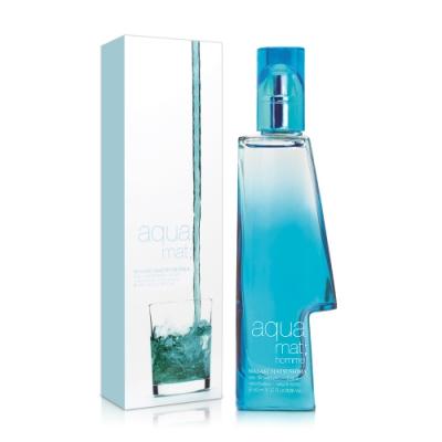 Masaki松島正樹 水能量氣息男性淡香水40ml