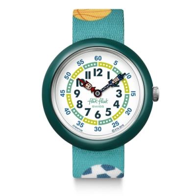 FlikFlak 兒童錶 BALLTIME 瘋運動-31.85mm