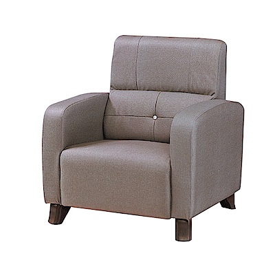 Bernice-凱瑟貓抓皮沙發單人椅/單人座