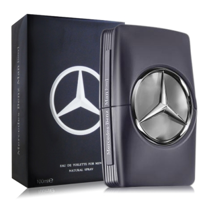Mercedes Benz 賓士 輝煌之星男性淡香水 Man Grey 100ml EDT-國際航空版