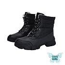 Casual Girl「COMBAT」健走保暖雪靴 (黑色)