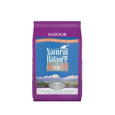 Natural Balance 特級室內貓調理配方 15LBS/6.80KG(購買第二件贈送寵鮮食零食*1包)