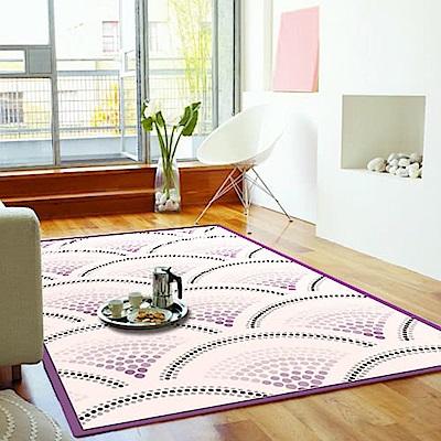 范登伯格 - 荷莉 進口地毯 - 舞扇 (特大款 - 200 x 290cm)