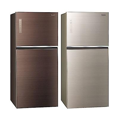 [館長推薦] Panasonic國際牌 650L 1級變頻2門電冰箱 NR-B659TG