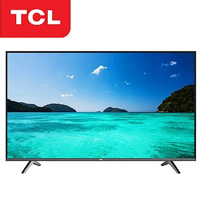 TCL 65吋P6系列 4K UHD+HDR智能液晶顯示器