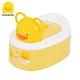 【任選】黃色小鴨《PiyoPiyo》兩段式功能造型幼兒便器 product thumbnail 1