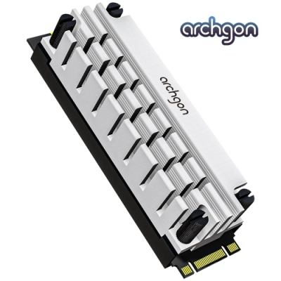 archgon亞齊慷 M.2 2280 SSD 散熱片組 HS-1110-S