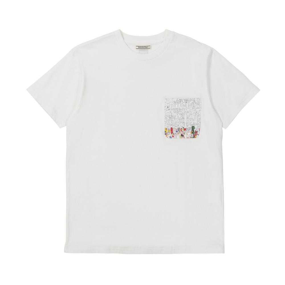 OT x Heart Project 聯名短袖上衣2183A199-100 @ Y!購物