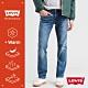 Levis 男款 511低腰修身窄管牛仔褲 WARM JEANS 機能保暖內刷毛 中藍石洗 彈性布料 product thumbnail 2
