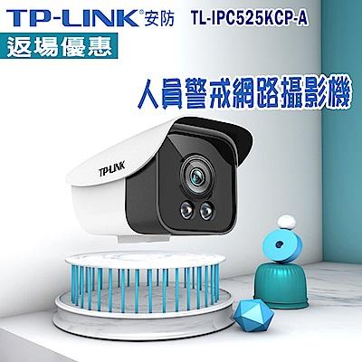 【TP-LINK】人員警戒網路攝影機 TL-IPC525KCP-A