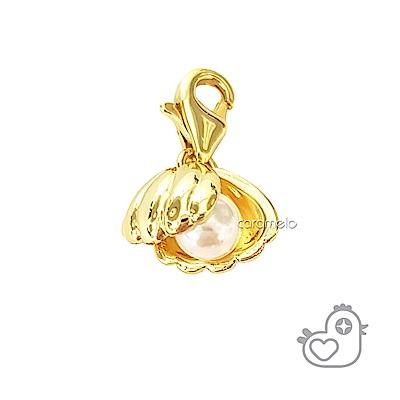 彩糖貝貝 貝殼珍珠墬子 親子& 閨蜜