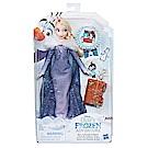 迪士尼公主系列 - 雪寶的佳節冒險人物故事組(艾莎)