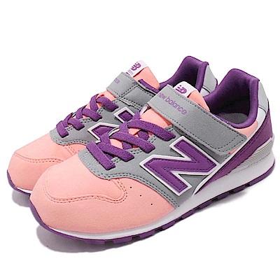 New Balance 慢跑鞋 KV996PPW 寬楦 童鞋