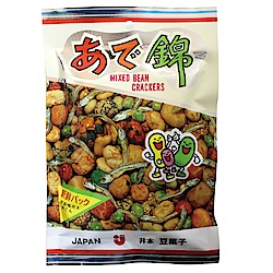 井本  魚干什錦豆果子(100g)