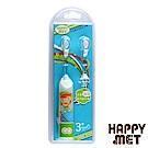 HAPPY MET 兒童教育型語音電動牙刷 (附替換刷頭X1) -綠精靈款