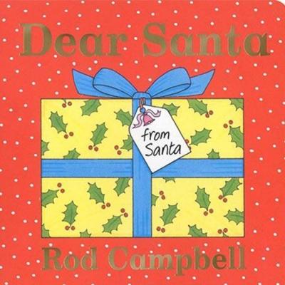 Dear Santa 耶誕老人送的禮物翻翻硬頁書