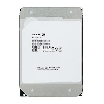 Toshiba 3.5吋 12TB 7200RPM/256MiB SATA3 企業級硬碟