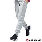 【AIRWALK】女款運動剪接長褲-共兩色