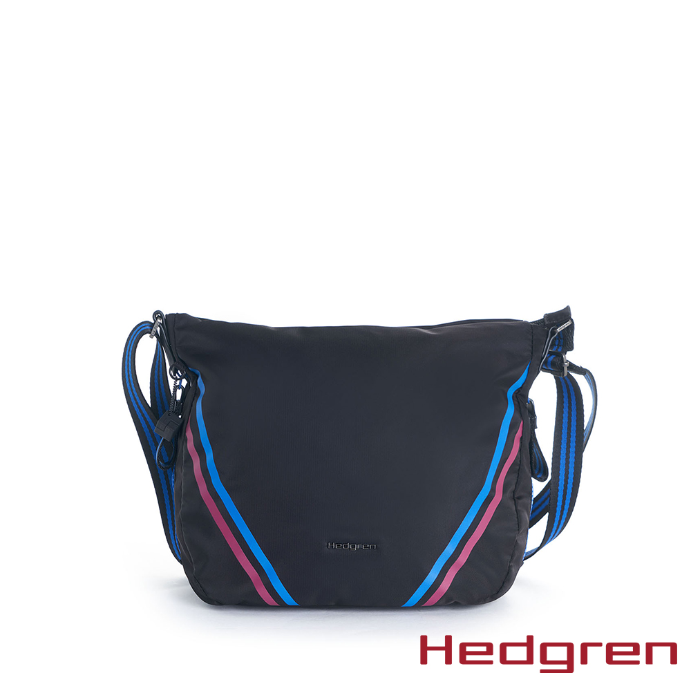 Hedgren 黑運動休閒側背包 - HBOO 02  LIFT