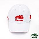 Roots配件- 加拿大系列棒球帽-白