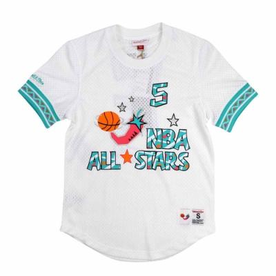 M&N NBA球員號碼T恤 All-Star Game 1996 #5