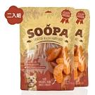即期良品 Soopa舒趴 生機狗點 純天然耐嚼系列 地瓜乾 100gX2入