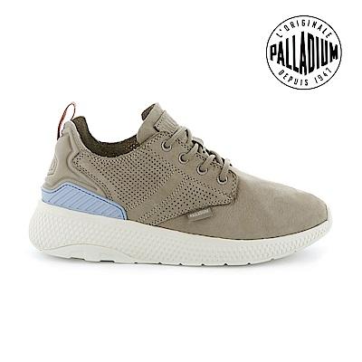 Palladium AX_EON Low NBK復古慢跑鞋-女-米色
