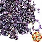 紅運當家 天然開運紫水晶碎石(淨重1000公克.粗顆粒)