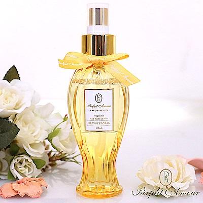 日本Parfait Amour身體及頭髮保濕香氛噴霧 水果花香100ml髮香水