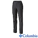 Columbia 哥倫比亞 女款- 防曬30防潑長褲-深灰UAR19870DY