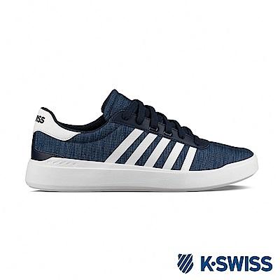 K-SWISS Heritage Light T時尚運動鞋-男-深藍