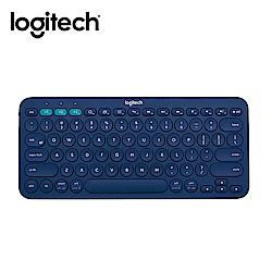 羅技 K380 跨平台藍牙鍵盤 -藍色