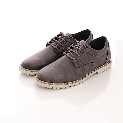 LUXPLAY  男款 低調時尚風格 休閒鞋WK241灰