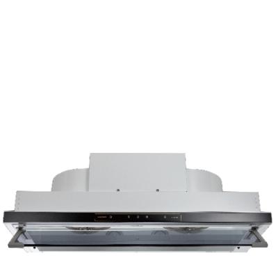 (全省安裝)莊頭北90公分變頻處控面板隱藏式排油煙機白色烤漆TR-5765-90CM