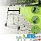 益麟助行器 未滅菌 海夫健康生活館 Fullicon護立康 ㄇ型助行器 加配坐板/輔助輪_MS023-ㄇ型 product thumbnail 1