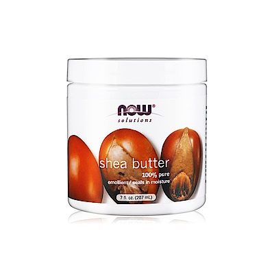 NOW Shea Butter 乳油木果油(7 oz / 207 ml)