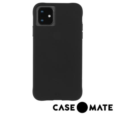 美國Case●Mate iPhone 11 防摔手機保護殼 - 霧黑 (贈玻璃保護貼)