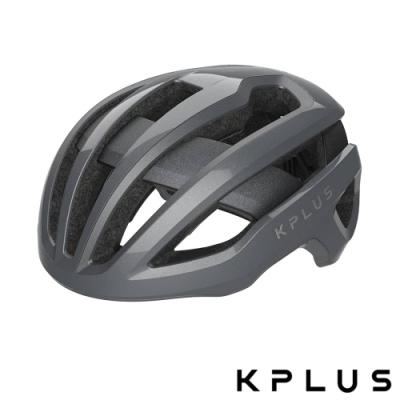 KPLUS 單車安全帽S系列公路競速360度全視角反光警示系統NOVA Helmet-灰