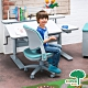 comta kids_BACH巴赫皇冠兒童成長椅(藍) W50*D56*H76~88 cm product thumbnail 2