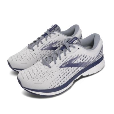 Brooks 慢跑鞋 Ghost 13 4E 超寬楦 運動 男鞋 路跑 緩震 DNA科技 透氣 舒適 白 紫 1103484E161