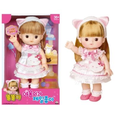 mimi world 小朵莉裝扮系列-可愛喵咪裝 會眨眼