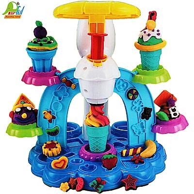 Playful Toys 頑玩具 冰淇淋甜點黏土組
